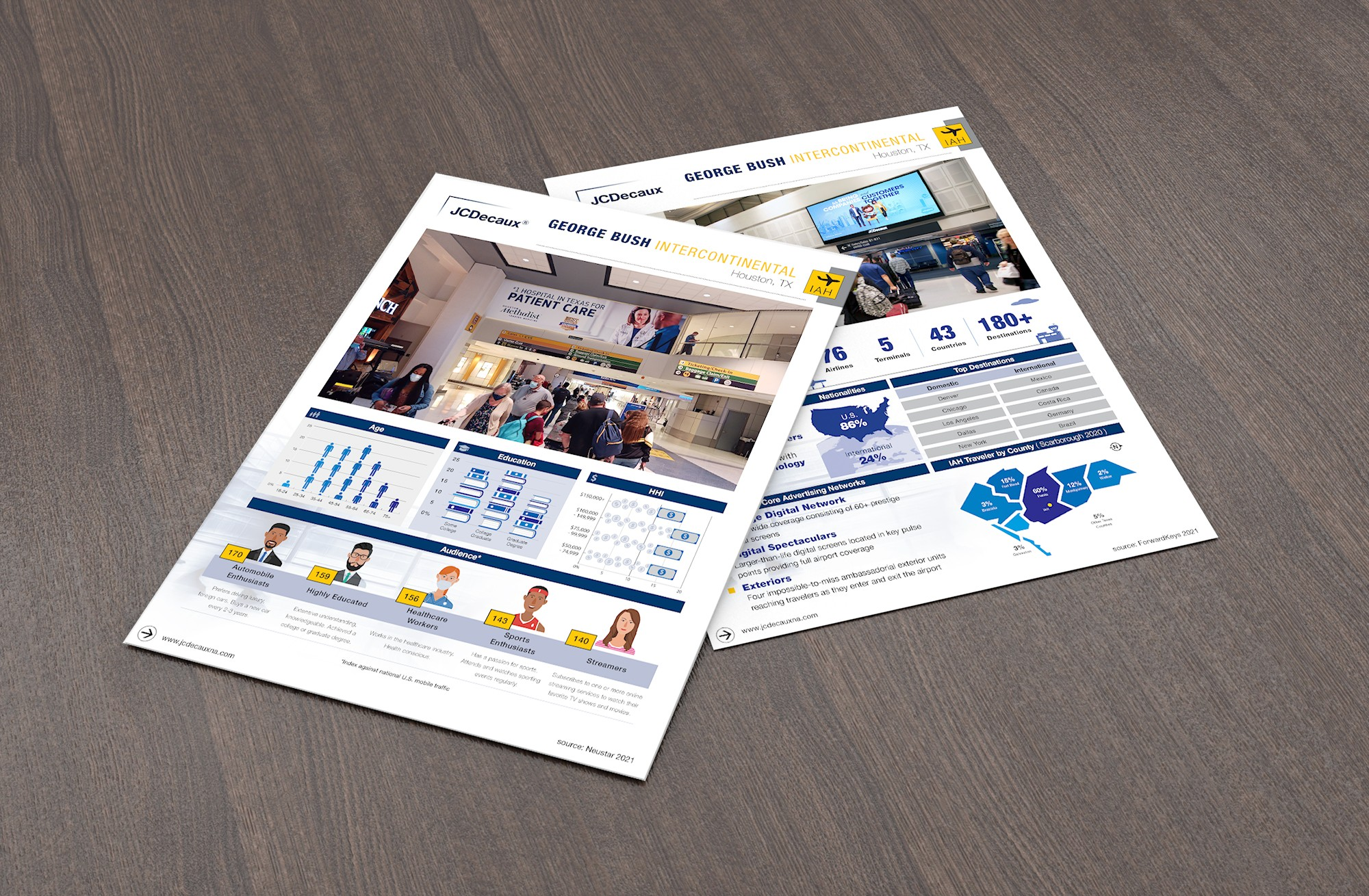 Updated Marketing Material Redesign